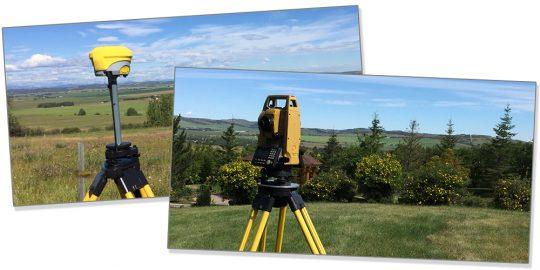 Land Surveys Equipment