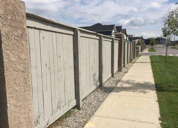 Fence Line (Boundary) Survey