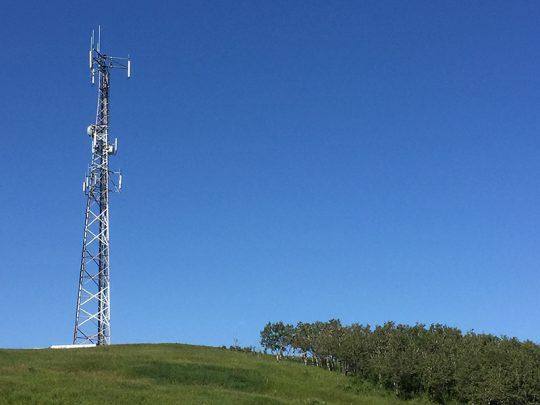 Telecom Surveys - Alberta Tower
